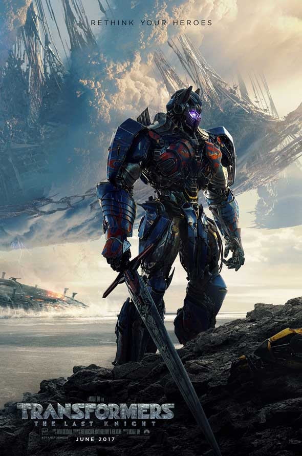 Transformers The Last Knight iTunes 4K
