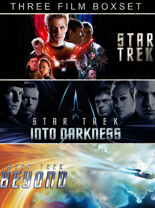 Star Trek Trilogy Collection (2009-2016) 1080p x264 [Hindi-Tamil-Telugu-Eng DD-5.1Ch] – ADAMAS