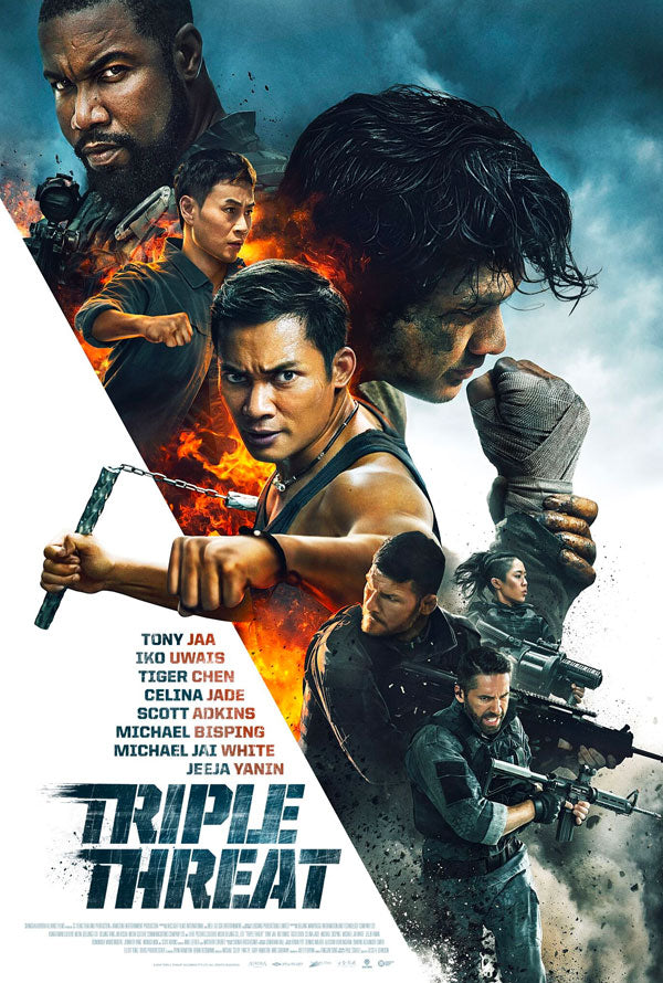Triple Threat VUDU HD Instawatch