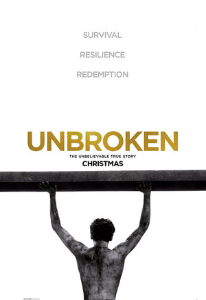 Unbroken iTunes HD