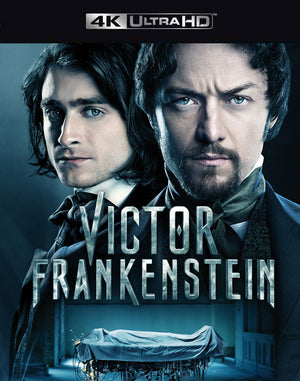 Victor Frankenstein VUDU 4K through iTunes 4K