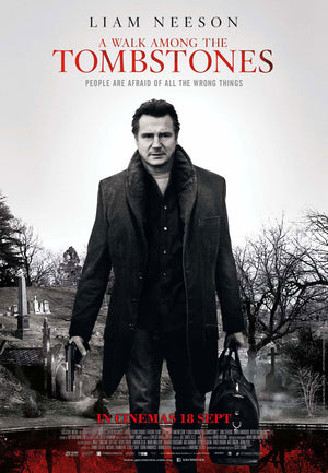 A Walk Among the Tombstones UV HD