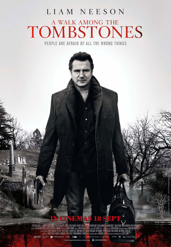 A Walk Among the Tombstones iTunes HD