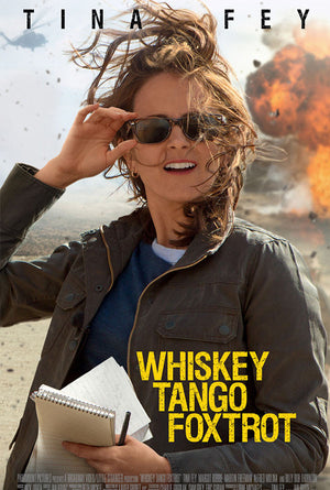 Whiskey Tango Foxtrot iTunes HD