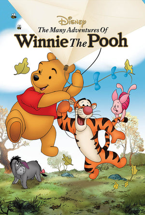 The Many Adventures of Winnie the Pooh Google Play HD (Transfers to MA)