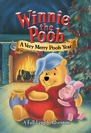 Winnie the Pooh: A Very Merry Pooh Year Google Play HD (Transfers to iTunes HD VUDU HD)