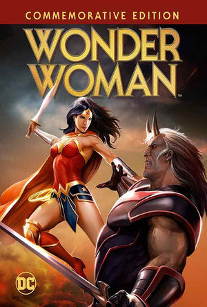 Wonder Woman Commemorative Edition UV HD or iTunes HD via Movies Anywhere