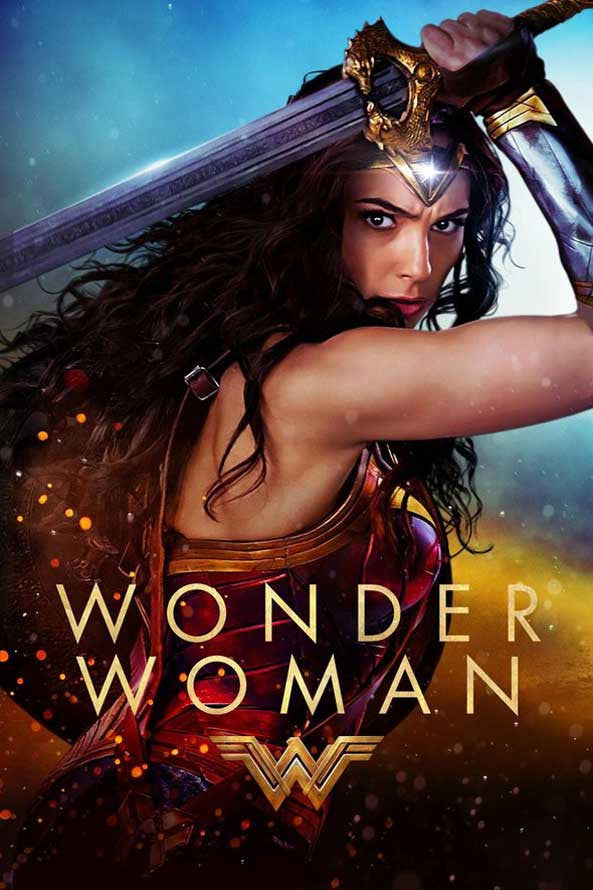 Wonder Woman UV HD or iTunes HD via Movies Anywhere