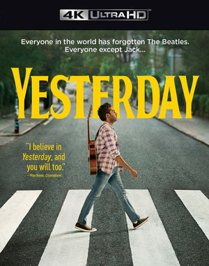 Yesterday VUDU 4K or iTunes 4K via MA