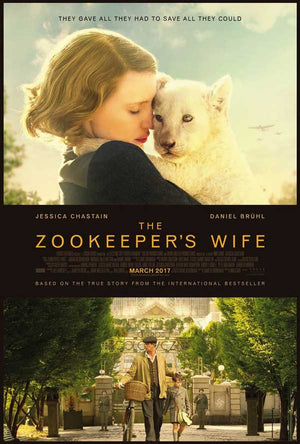 The Zookeeper's Wife UV HD