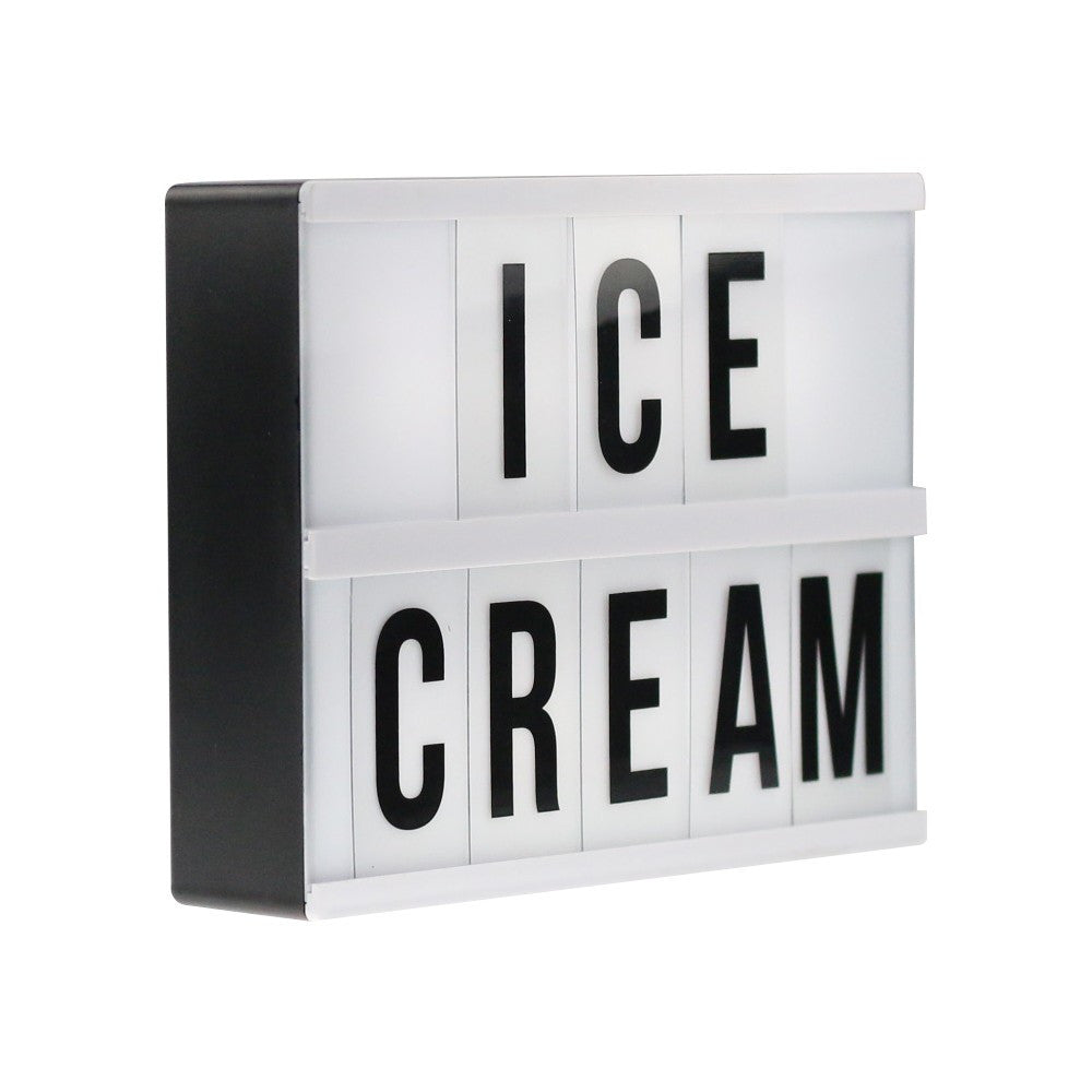 2 row a5 mini lightbox black with 85 letters numbers symbols 2 row a5 mini lightbox black with 85 letters numbers symbols buycottarizona Images