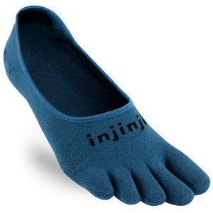 Injinji Sport Unisex Toesocks Lightweight Hidden - Steel