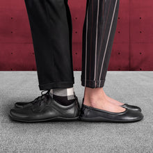 Joe Nimble - bizToes - Men / Women - Black