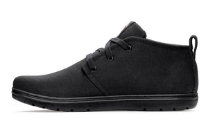 Lems - Chukka Canvas - Blackout (Unisex)