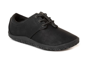 Freet - Junior Citee School Shoe - Black