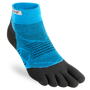 Injinji  RUN Toesocks Lightweight Mini-Crew - Malibu