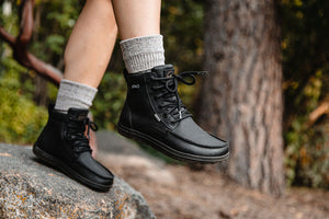 Lems - Waterproof Boulder Boot - Shadow (Unisex)