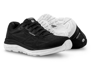 TOPO Fli-Lyte 3 - Mens - Black/White
