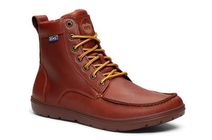 Lems - Boulder Boot - Russet (Leather) (Unisex)