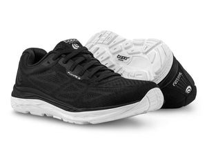TOPO FLI-LYTE 3 - Womens - BLACK/WHITE