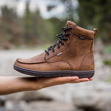 Lems - Waterproof Boulder Boot - Weathered Umber (Unisex)