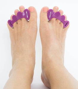 Correct Toes® - Toe Spacers - Plum