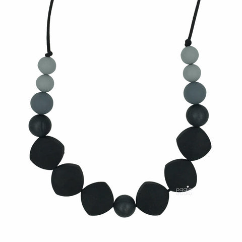 "Teething Necklace - ""Naomi"" - eggie baby"