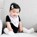 Bandana Bib - Milk Bottle - eggie baby