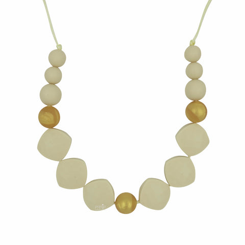 "Teething Necklace - ""Nora"" - eggie baby"