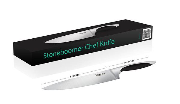 # 09 - Stainless Steel Kitchen Chef knife