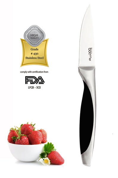 # 13 - Stainless Steel Kitchen Paring Knife