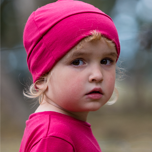 Merino Beanie for 2-4 year olds