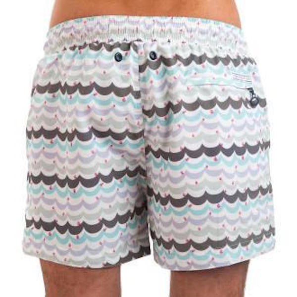 THE ROCKS PUSH - Balmoral Prawn Lunch Classic Swim Short