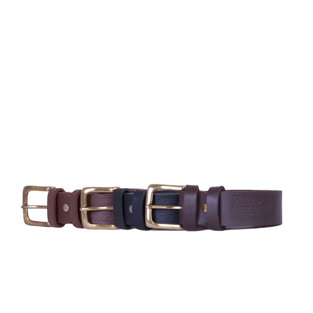 BON VIVANT - Staple Belt (Light Brown)