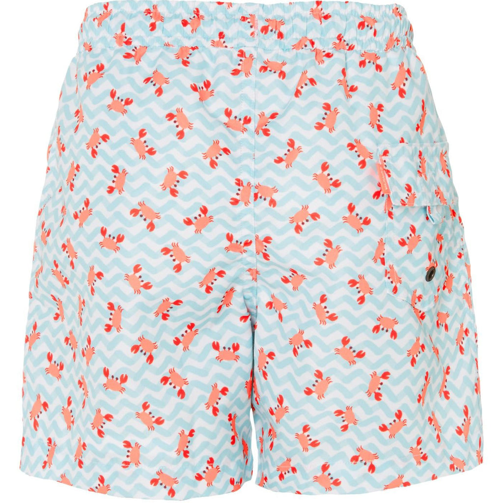 SUNUVA Boys Crab Swim Shorts