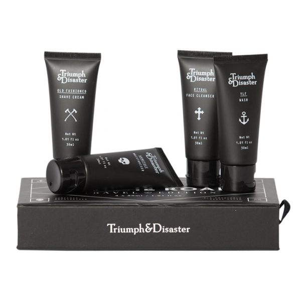 TRIUMPH & DISASTER On the Road Travel Kit