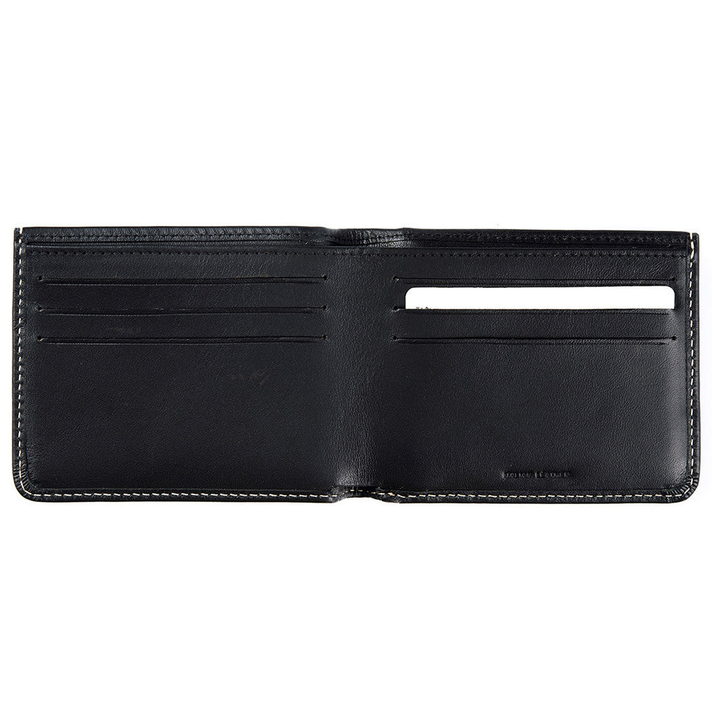 STATUS ANXIETY Alfred Wallet (Black)