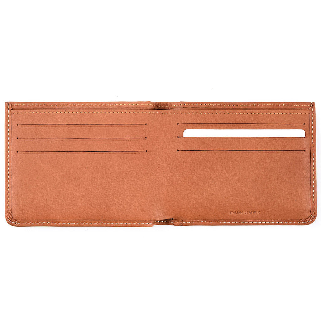 STATUS ANXIETY Alfred Wallet (Camel)