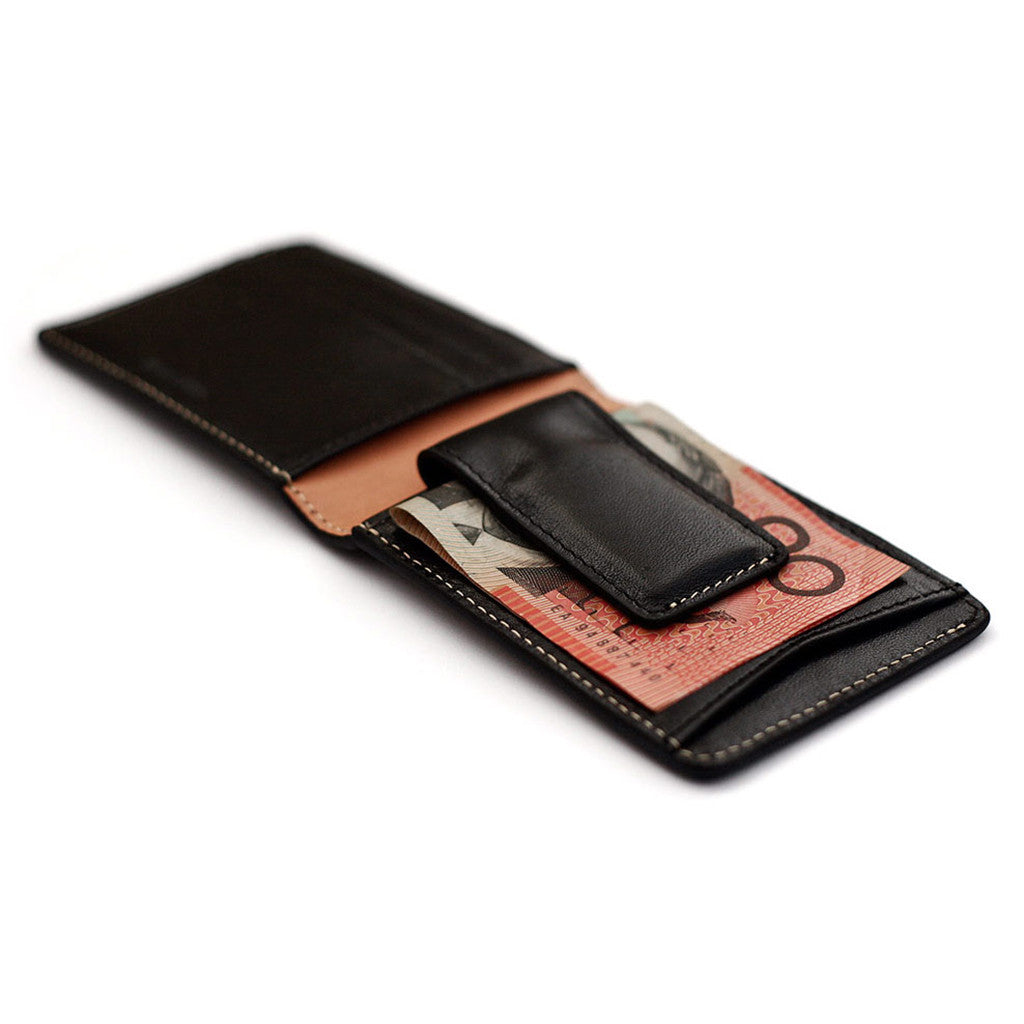 STATUS ANXIETY Ethan Wallet (Black)