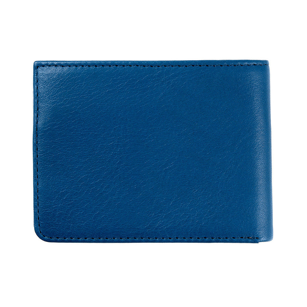 STATUS ANXIETY Walter Wallet (Blue)