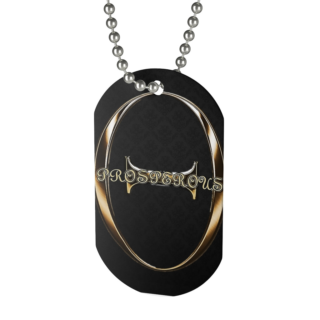 ProsperousWorld lifestyle Dog Tag