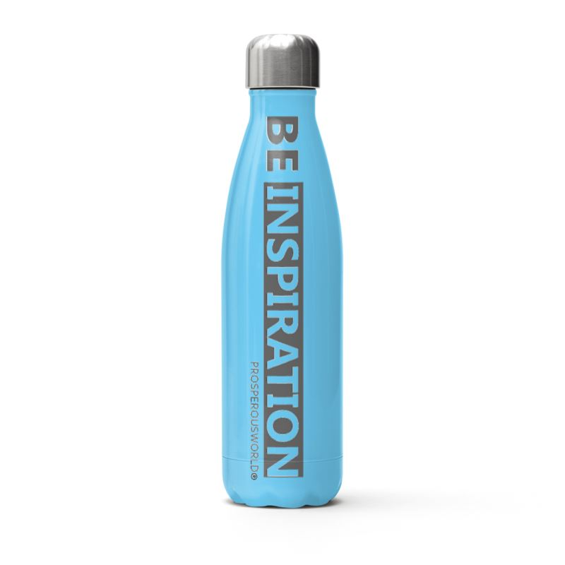 PROSPEROUSWORLD stainless steel thermal bottle