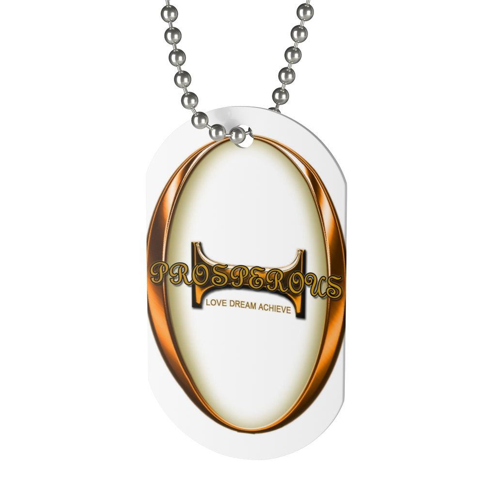 ProsperousWorld Dog Tag