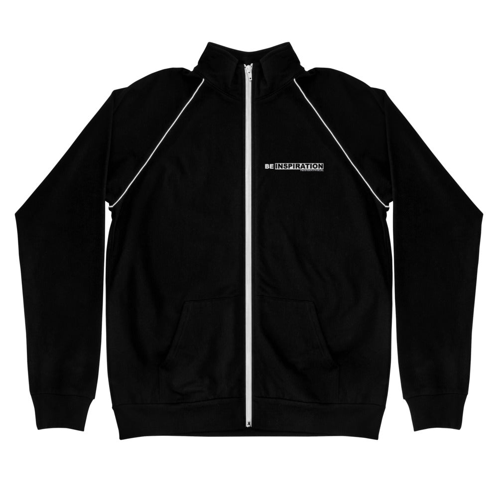 Be Inspiration Piped Fleece Jacket