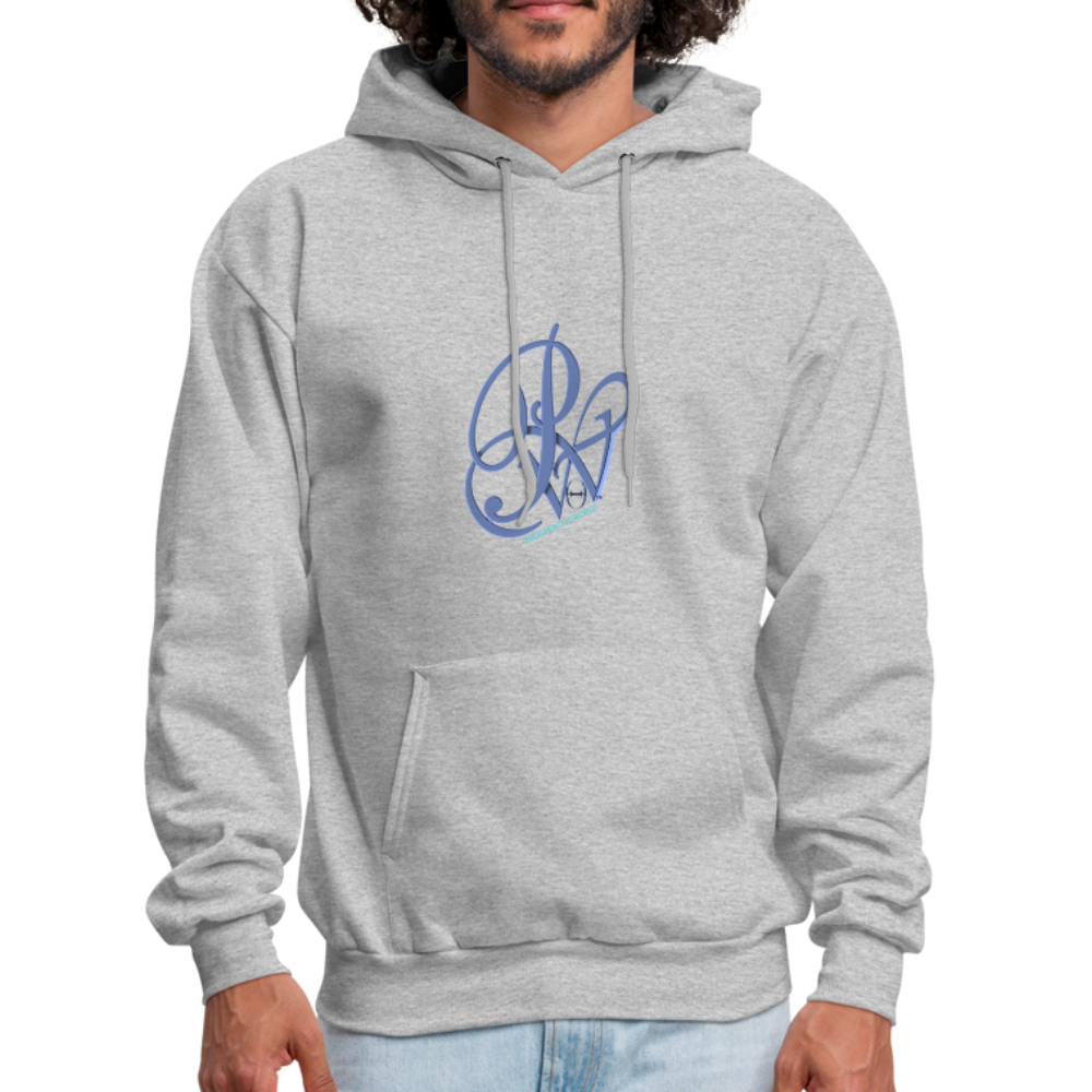 Prosperous Life Men's Hoodie - heather gray