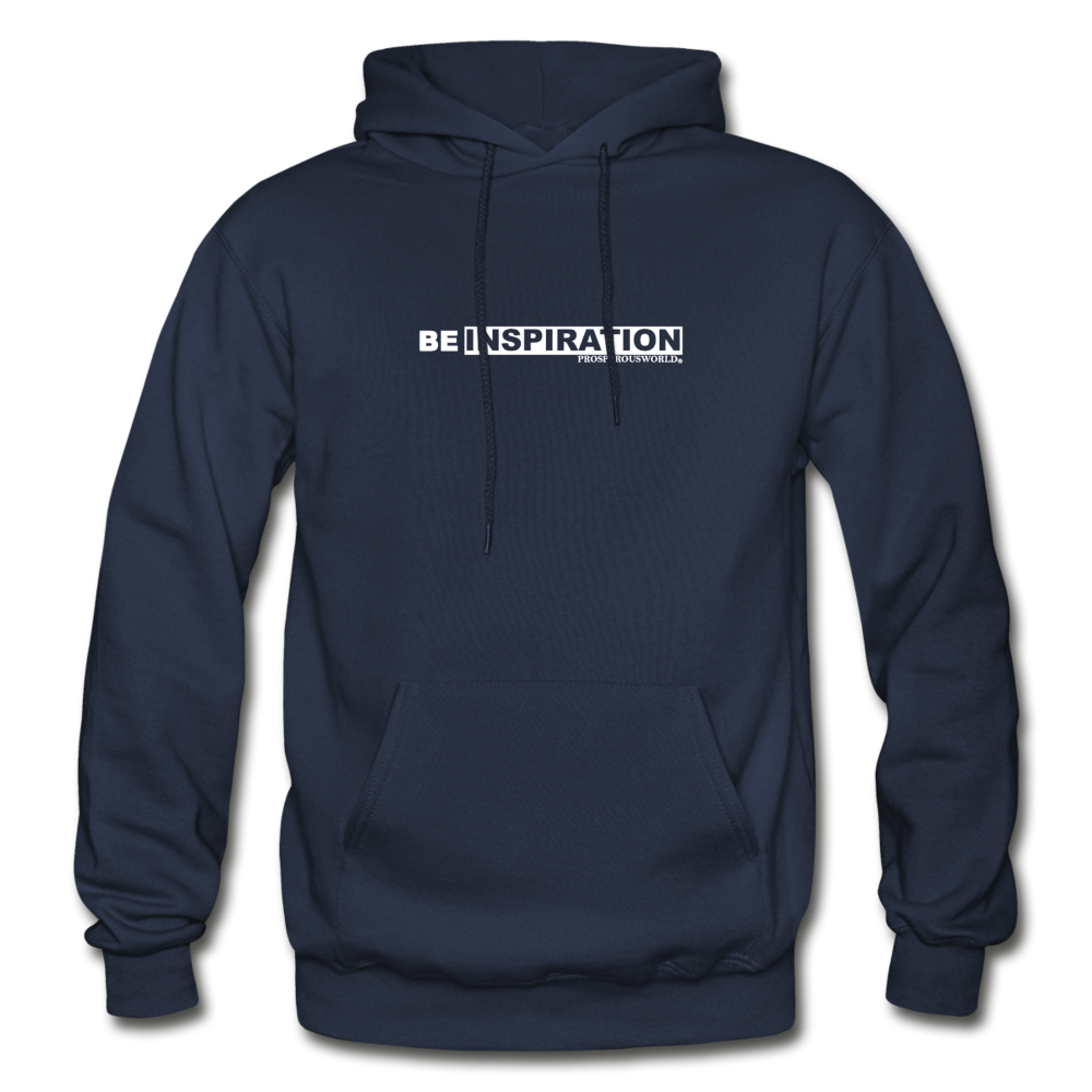 Be inspiration Hoodie - navy