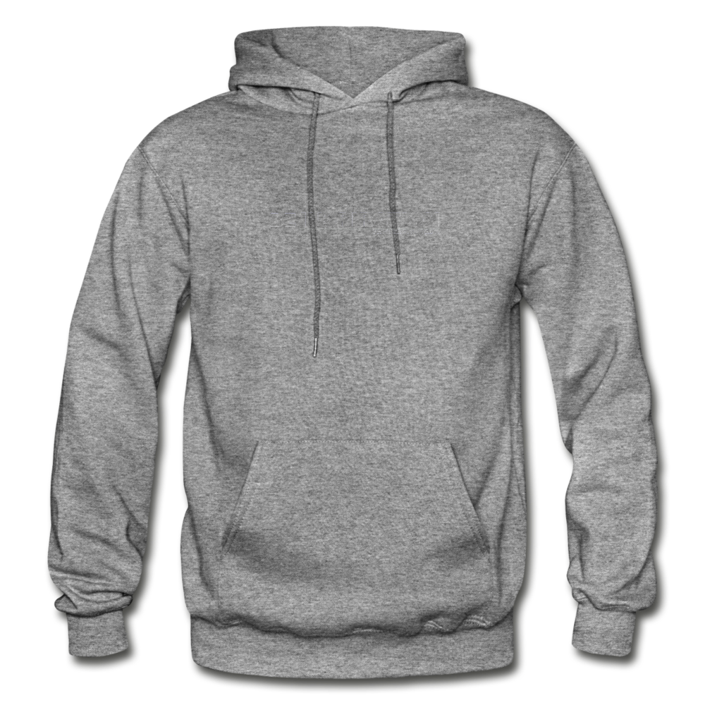 Be inspiration Hoodie - graphite heather