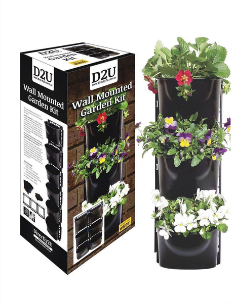 Wall Mounted Vertical Garden Kit