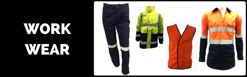 Workwear and High Visibility Gear