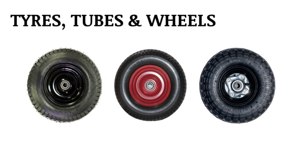 Tubes,Tyres and Wheels